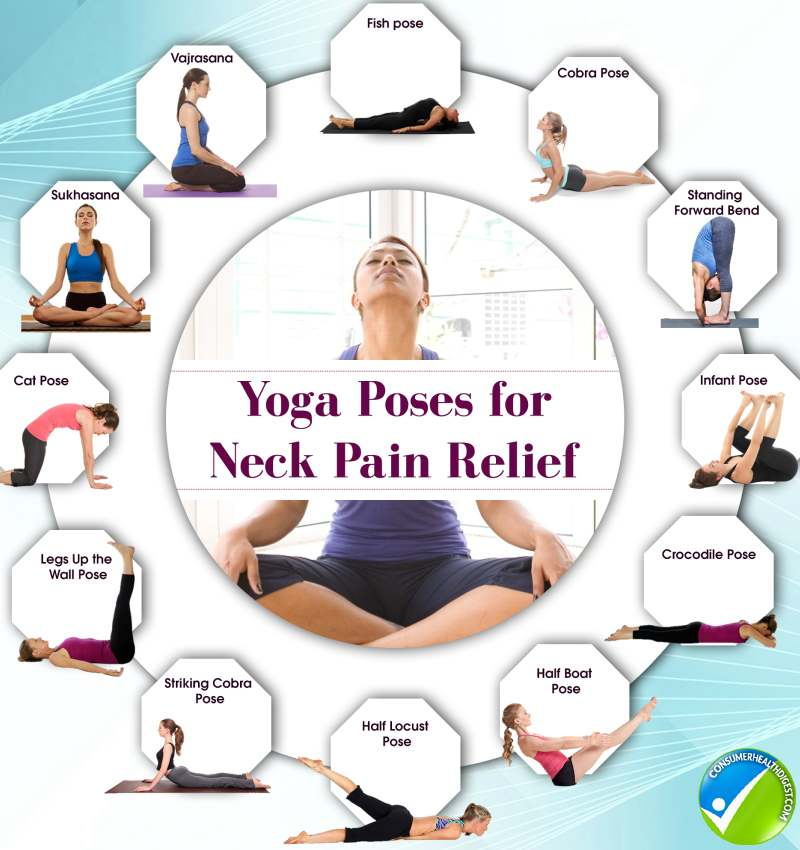 neck pain relief  neck pain relief - yoga | Michigan Sports and Spine Center